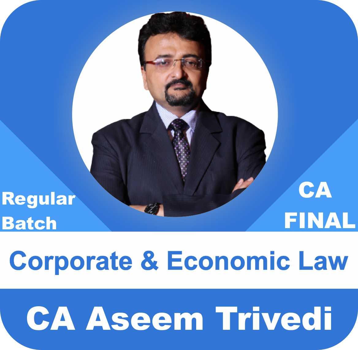 Corporate and Economic Laws Regular Batch