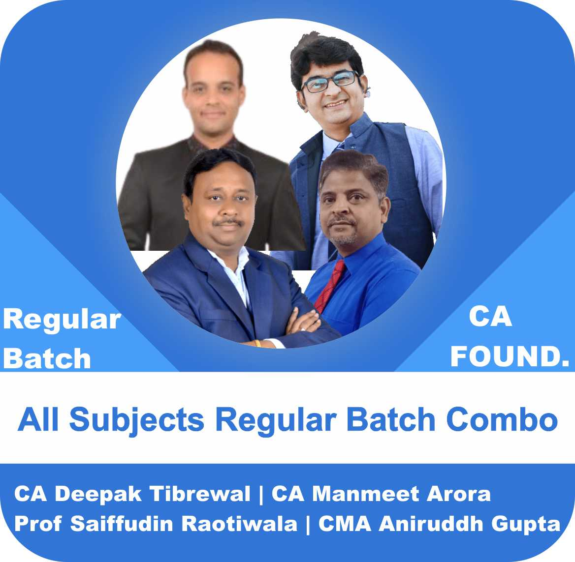 All Subjects Regular Batch Combo
