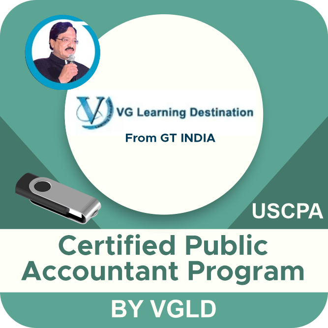 US CPA Certified Public Accountant Program by VG Learning