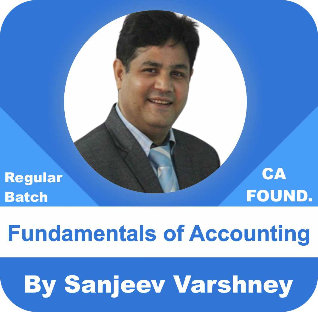 Fundamentals of Accounting Regular Batch