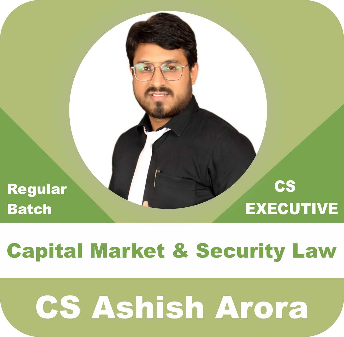 Capital Market and Security Law Regular Batch
