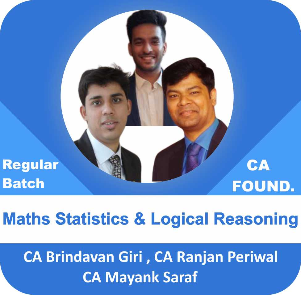 Maths , Statistics and Logical Reasoning