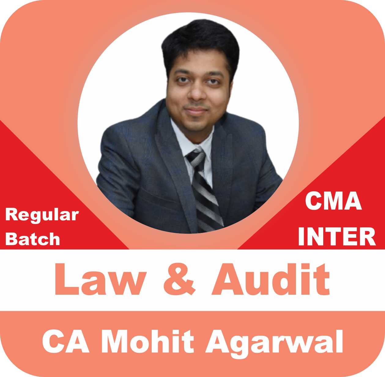 Laws & Ethics + Audit Regular Batch Combo
