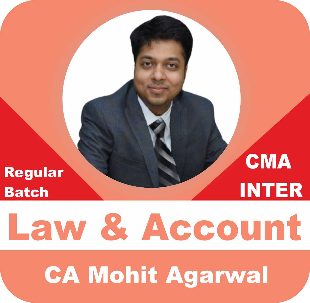 Law & Account Regular Batch Combo