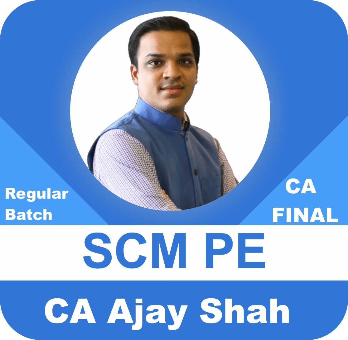 SCM PE Regular Batch