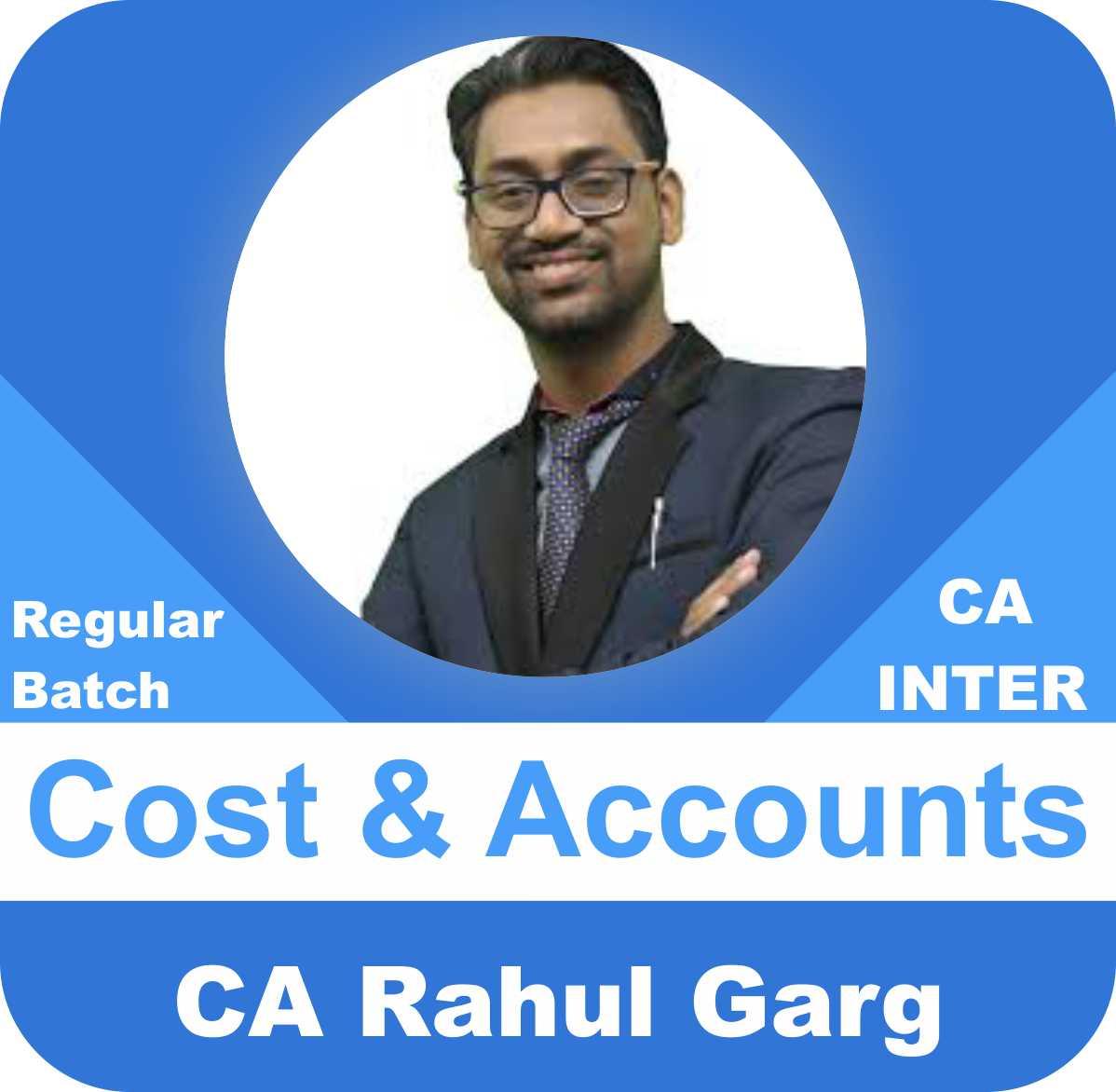 Cost Regular Batch & Accounting Regular Batch Combo