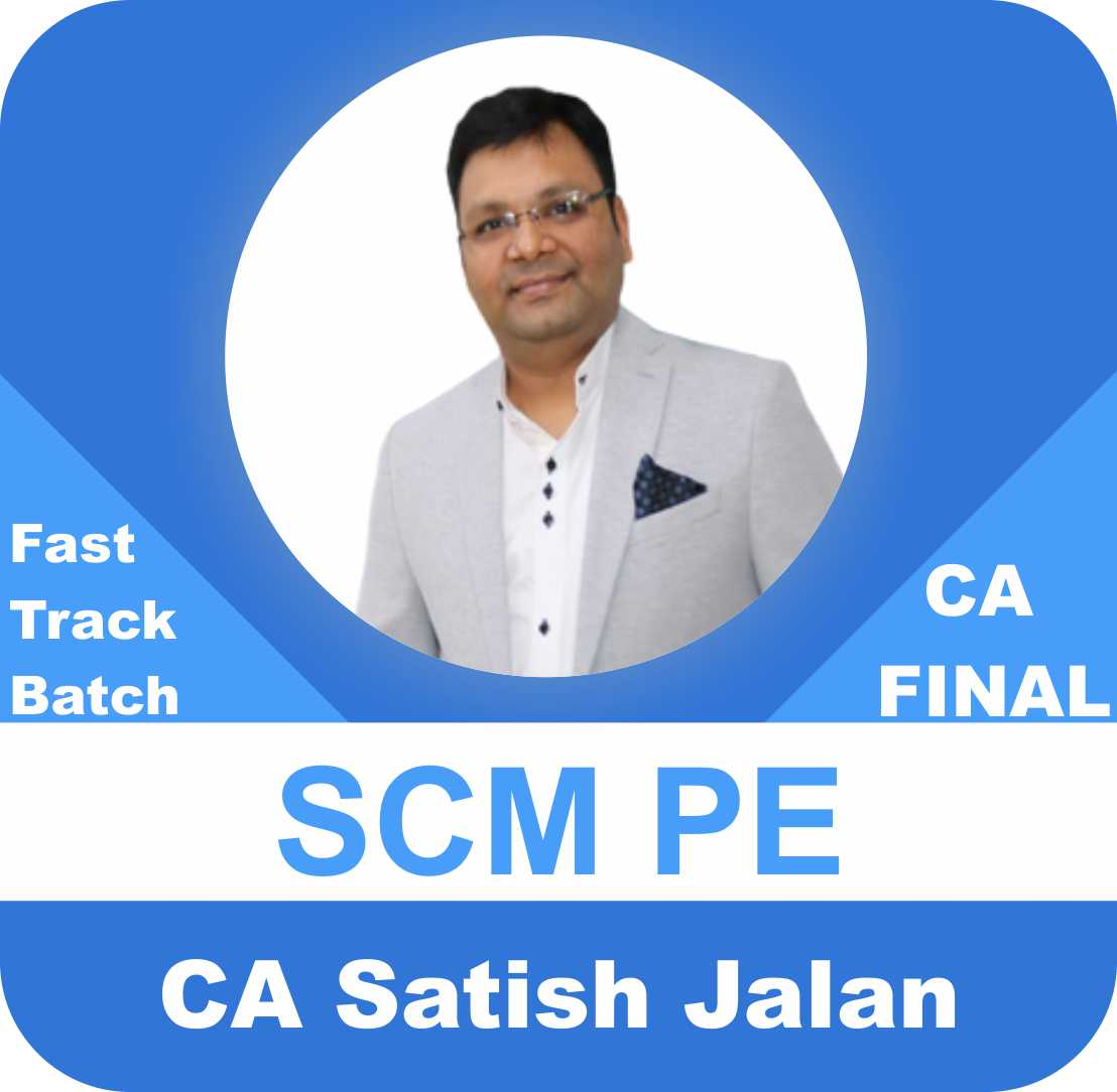 SCM PE Fast Track Batch (Batch 20B - Hindi)