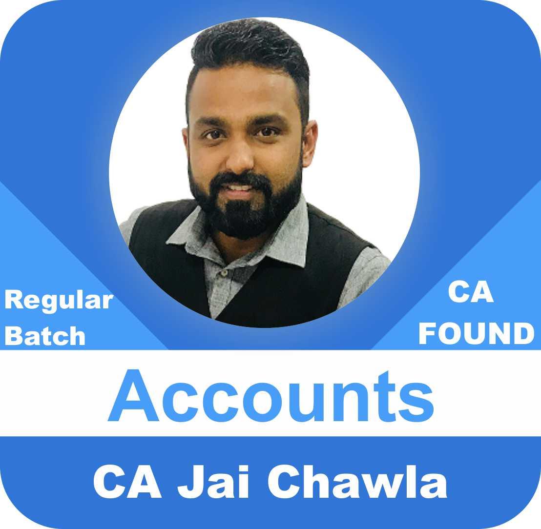 Accounts Regular Batch