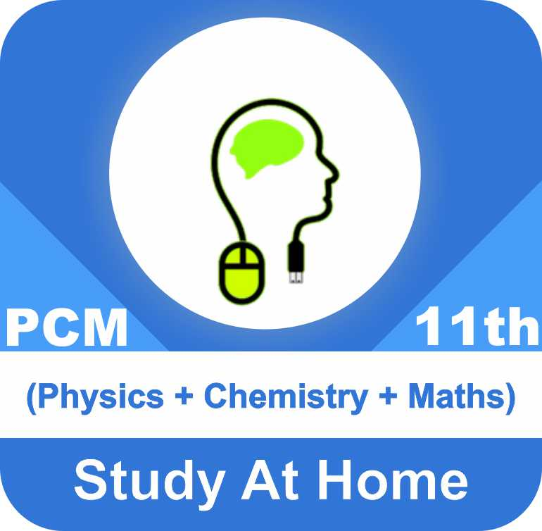 Class 11 - Complete PCM (Physics + Chemistry + Maths)