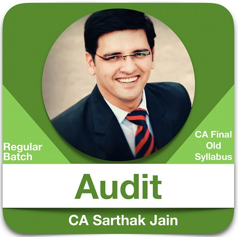 Audit Latest 5th Batch with MCQ