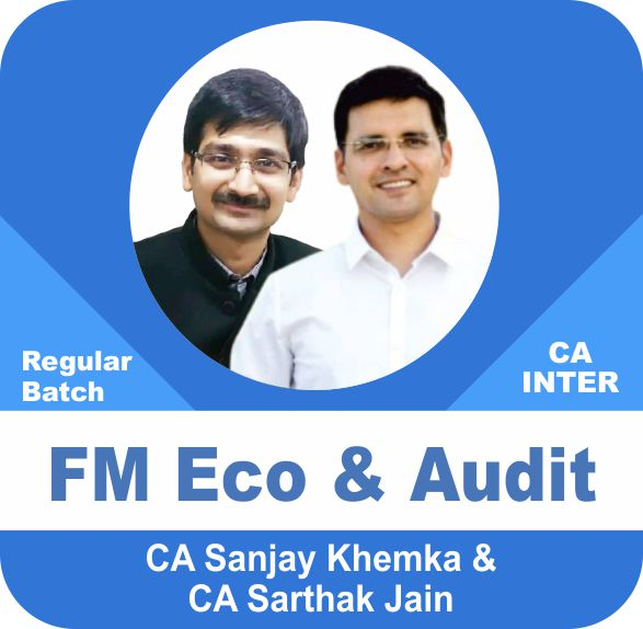 FM Eco (1.8 View) and Audit (2 View) Regular Batch Combo