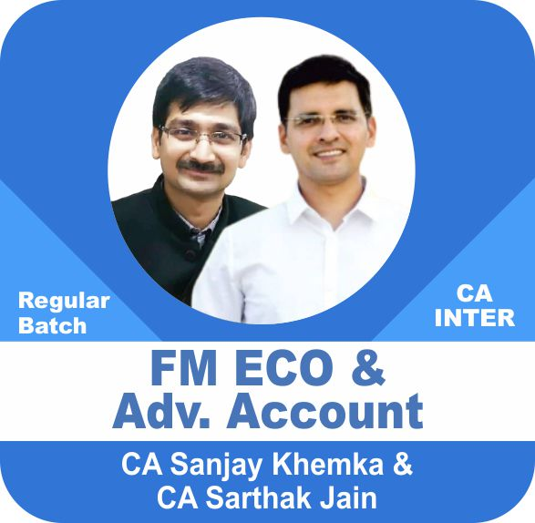 FM Eco & Advanced Accounting Regular Batch Combo
