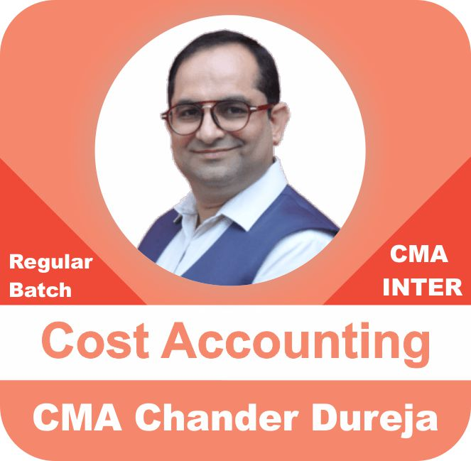 CMA Inter Cost Accounting ( Group 1 )