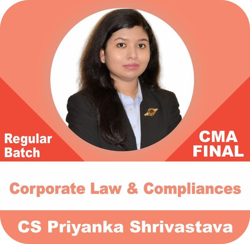 Corporate Laws & Compliances