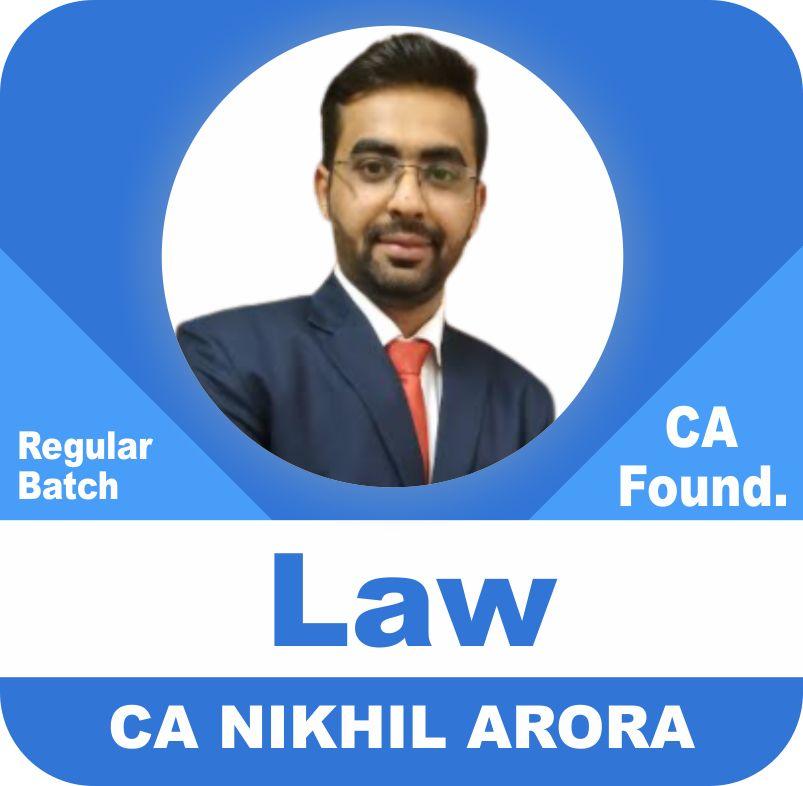 Law Regular Batch
