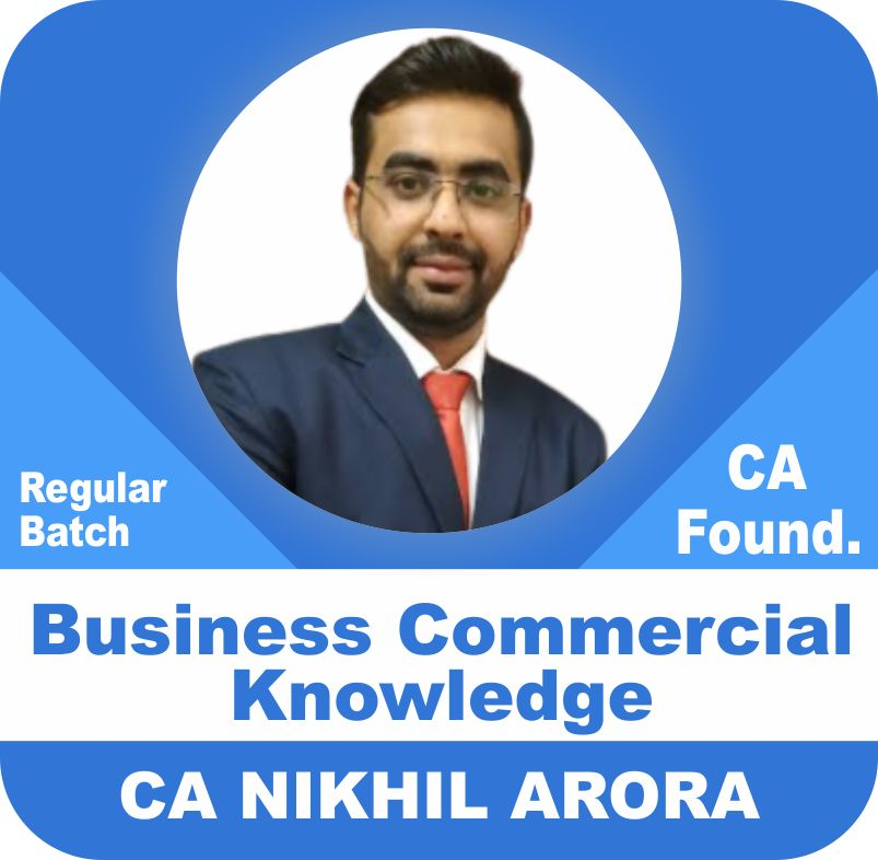 Business Commercial Knowledge (BCK) Regular Batch