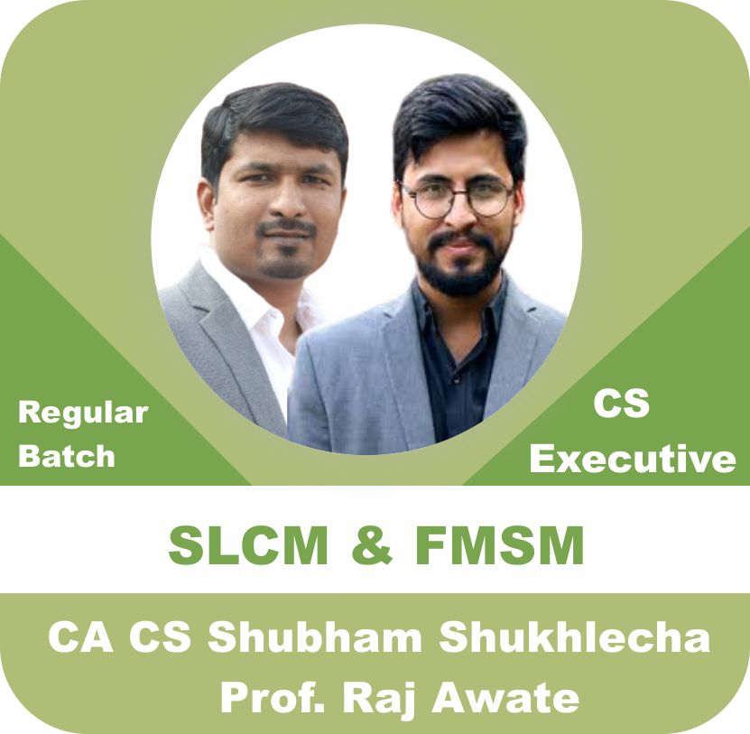 SLCM & FMSM Regular Batch Combo