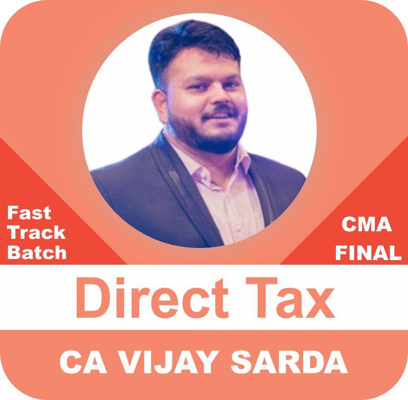 Direct Tax (Super 35) Fast Track Batch