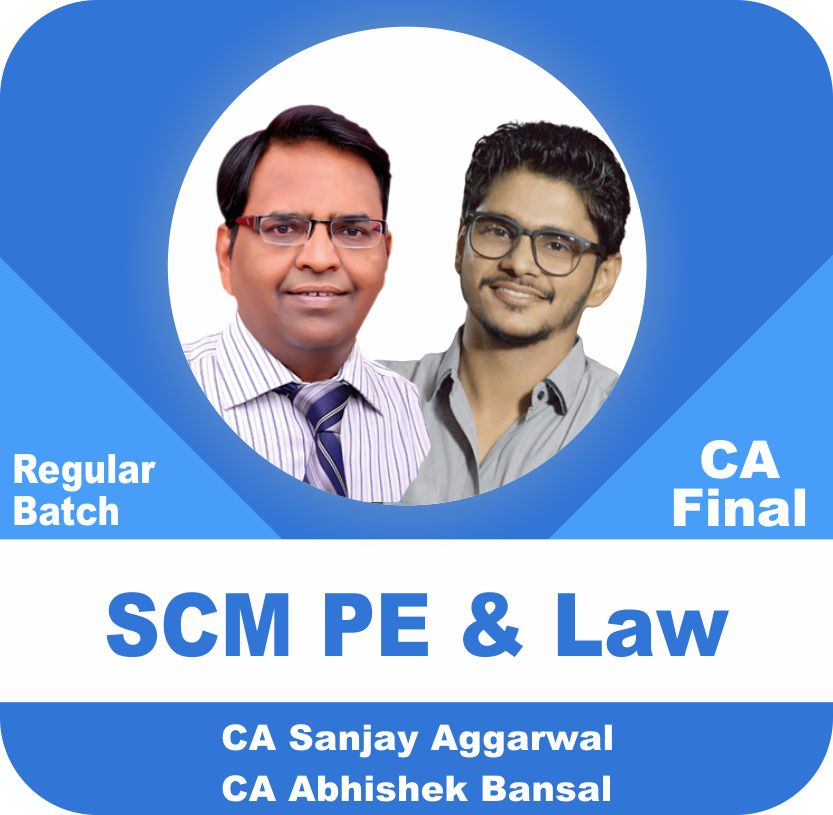 SCM PE (1.5 View) and Law (2 View)