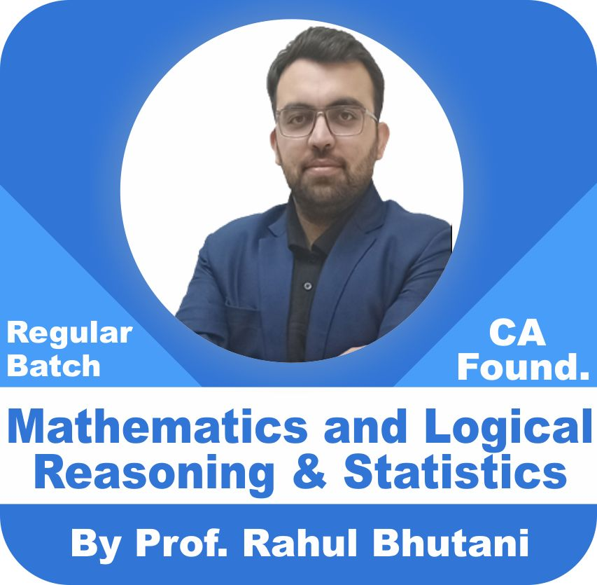 Mathematics and Logical Reasoning & Statistics