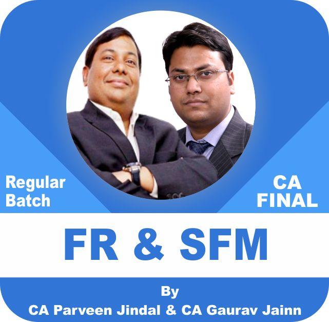 FR (2 View) & SFM (1.8 View) Regular Batch Combo