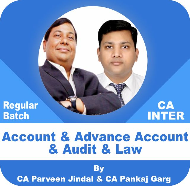 Audit and Law and Account and Adv Accounts Regular Batch