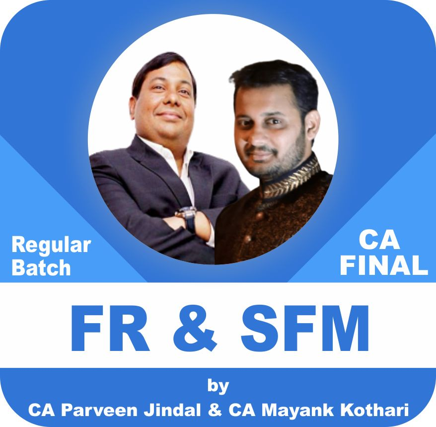 FR Latest Recording ( 12 Month ) & SFM  ( 12 Month) Regular Batch Combo