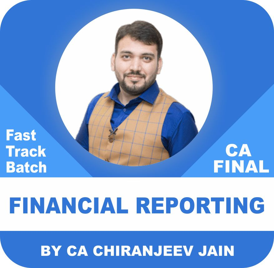 Financial Reporting Fast Track Batch (1.2 Views)
