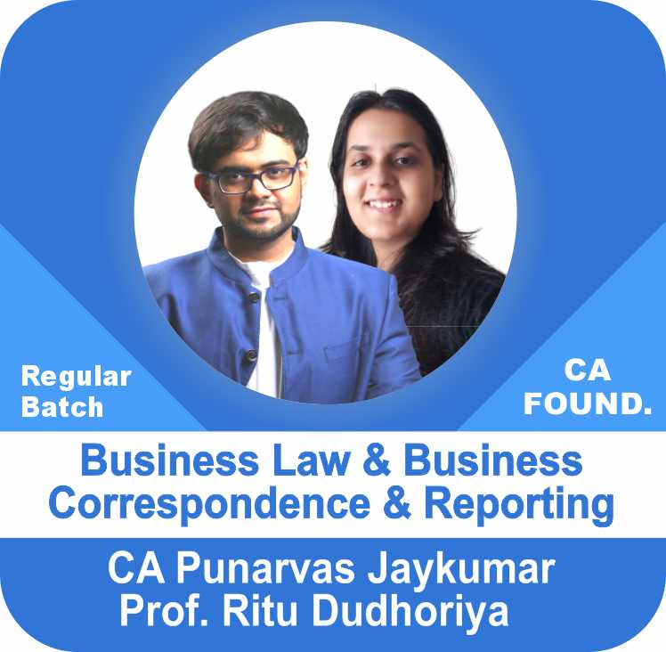 Business Laws & Business Correspondence and Reporting