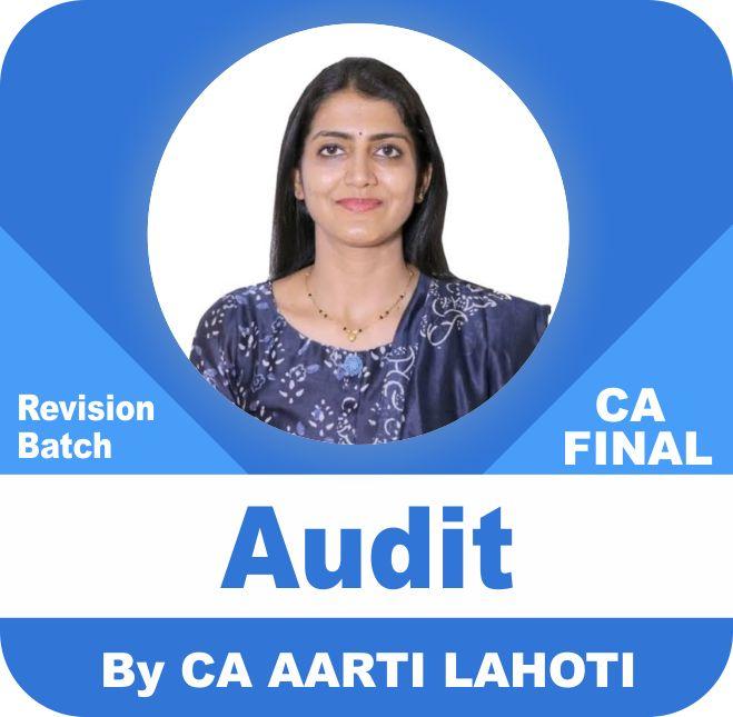 Audit Revision Batch (March 2020)