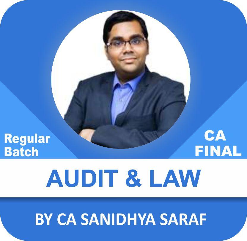 Audit and Law Combo Regular & Premium Batch