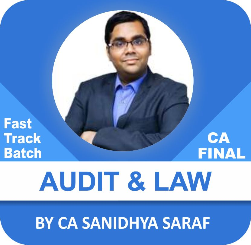 Audit & Law Combo Fast Track Batch