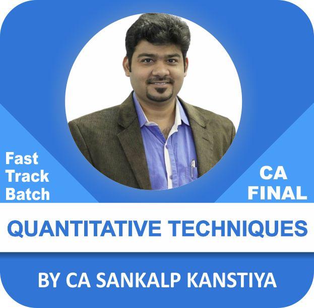 AMA (Quantitative Techniques) Fast Track Batch