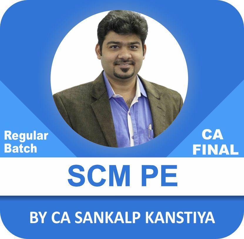 SCM PE Regular Batch (Full English) Latest Batch