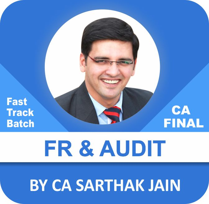 FR and Audit Latest Recording Fast Track Batch
