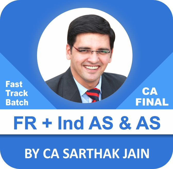 Financial Reporting (FR + AS & IndAS) Fast Track Batch