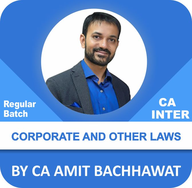Corporate & Other Laws Regular Batch
