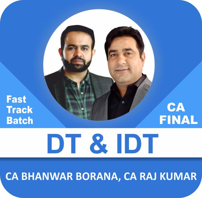 DT & IDT Latest Fast Track Batch Combo (May 2021- November 2021)