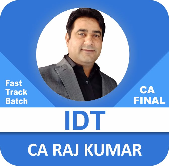 IDT Fast Track Batch New Syllabus (May 2021 & Nov 2021)