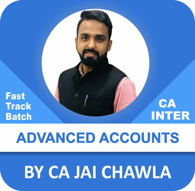 Advanced Accounts Fast Track Batch (For Opt Out students Jan/Feb 2021 & May 2021 )