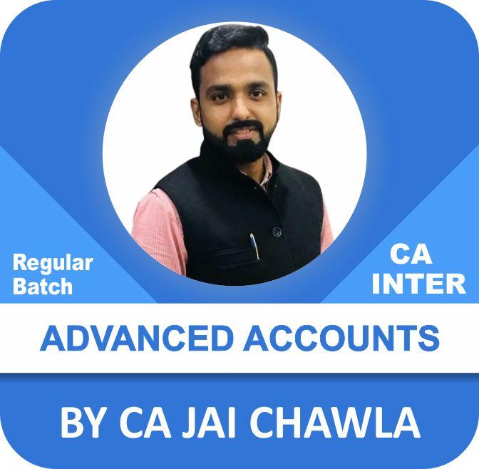 Advanced Accounts Regular Batch Latest Recording (2021)