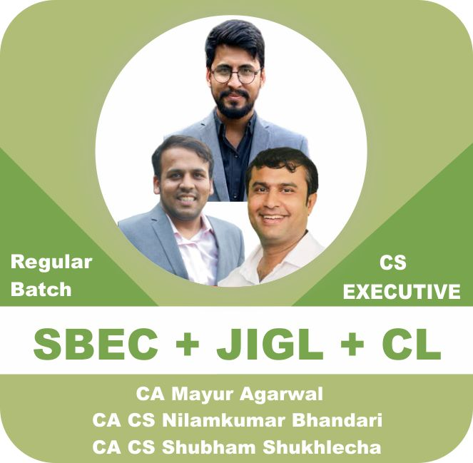 SBEC + JIGL + CL (Module 1)