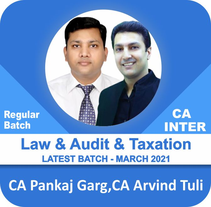 PRE BOOK -  Law and Audit And Taxation