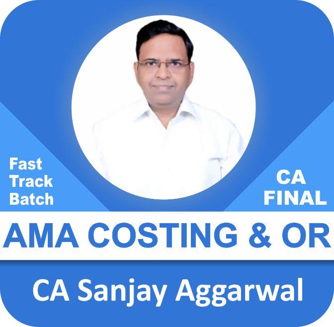 AMA Costing OR Fast Track Batch