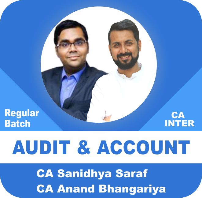 Audit (2 View) & Account (1.5 View) Regular Batch Combo