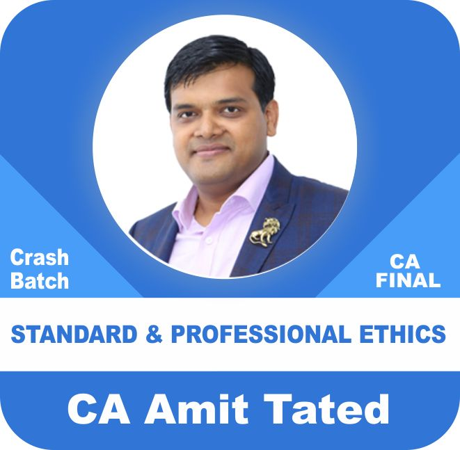 Standard and Professional Ethics Crash Course