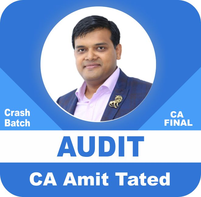 PRE BOOK - Audit Latest Crash Batch