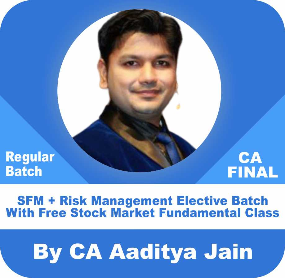 SFM & Risk Management Elective + Free Stock Market Fundamental Class