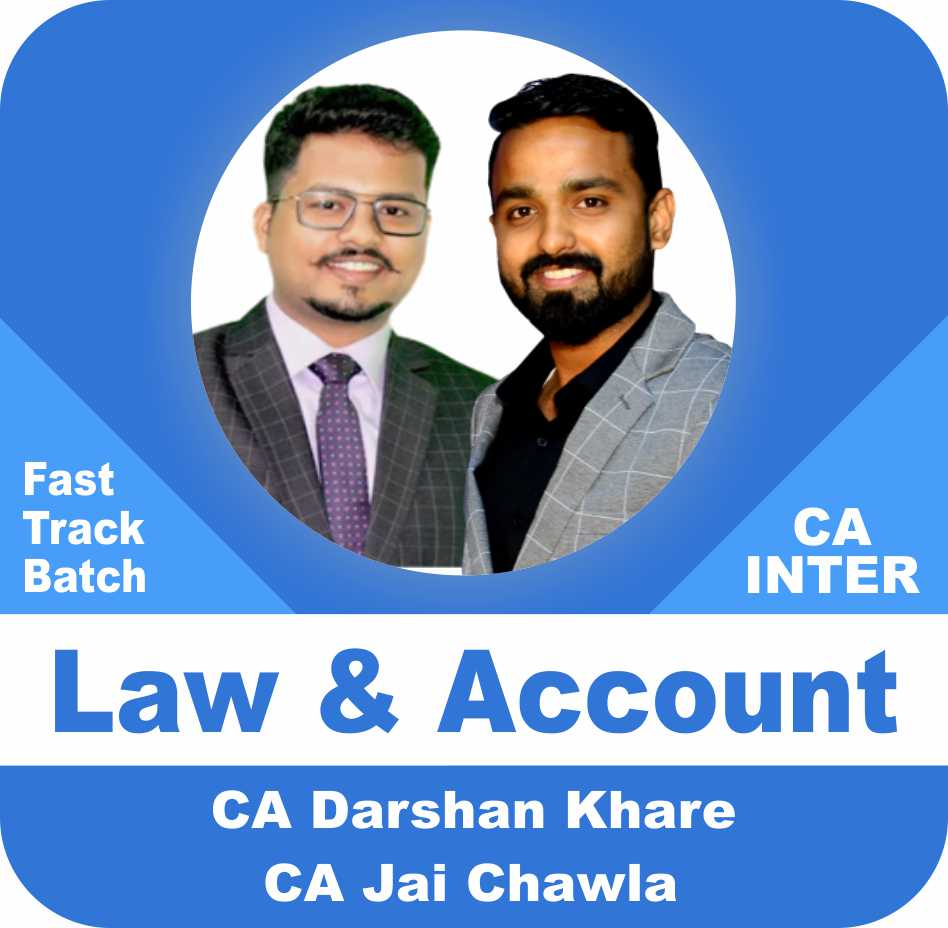 Law and Account Fast Track Batch Combo