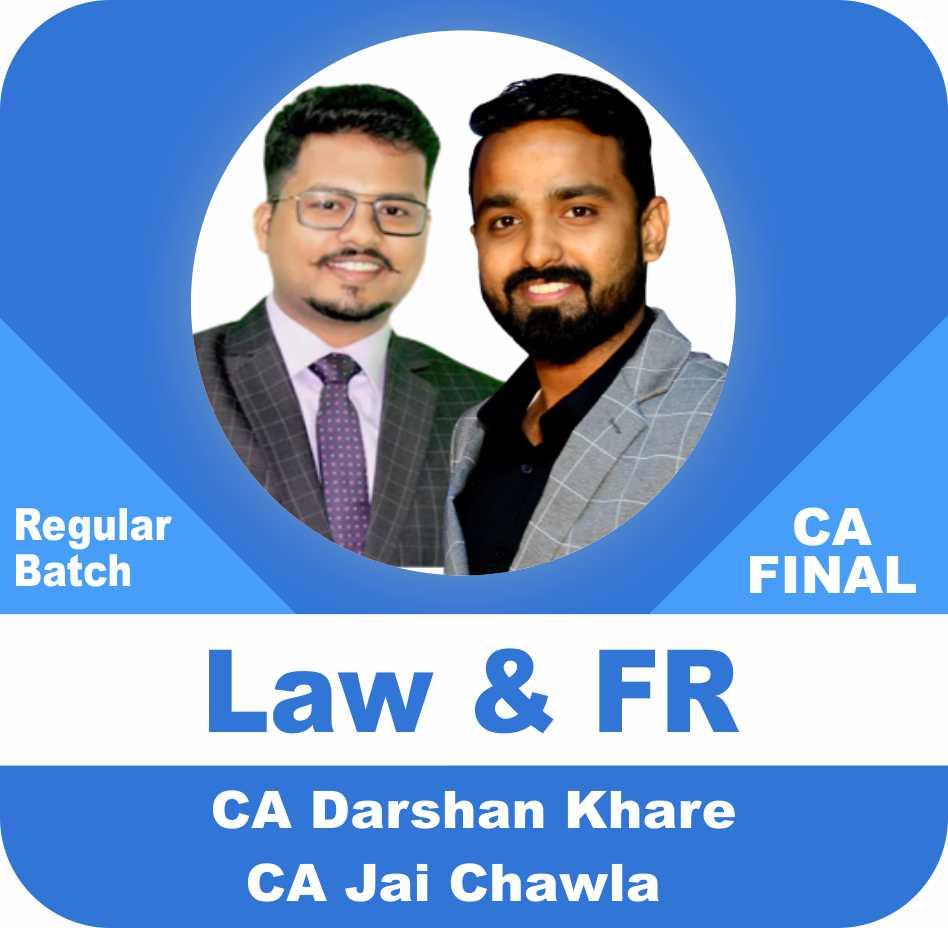Law & FR Regular Batch Combo